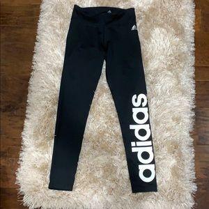 Adidas workout legging S